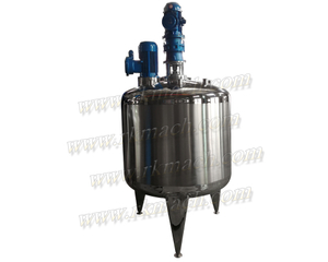 High Shear Mixer for Hand Sanitiser Gel Dispersion